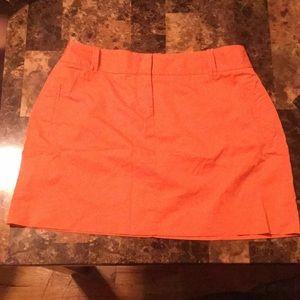 J-Crew Aline skirt